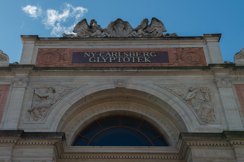 The Glyptothek, an art museum close to Tivoli