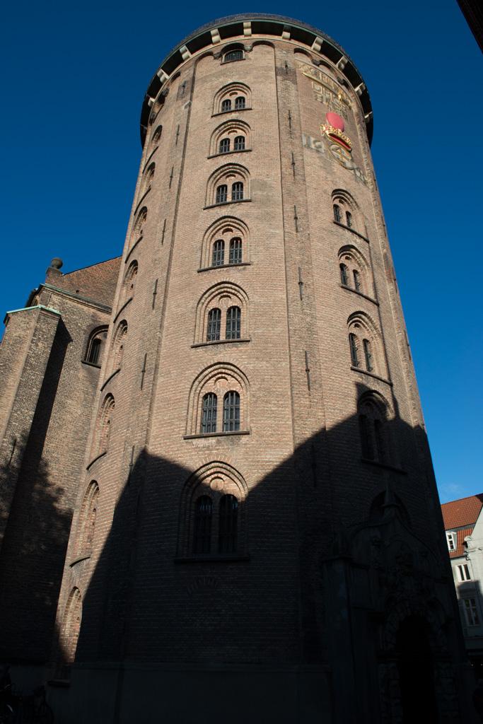 """The """"Rundetaarn"""" (round tower)"""